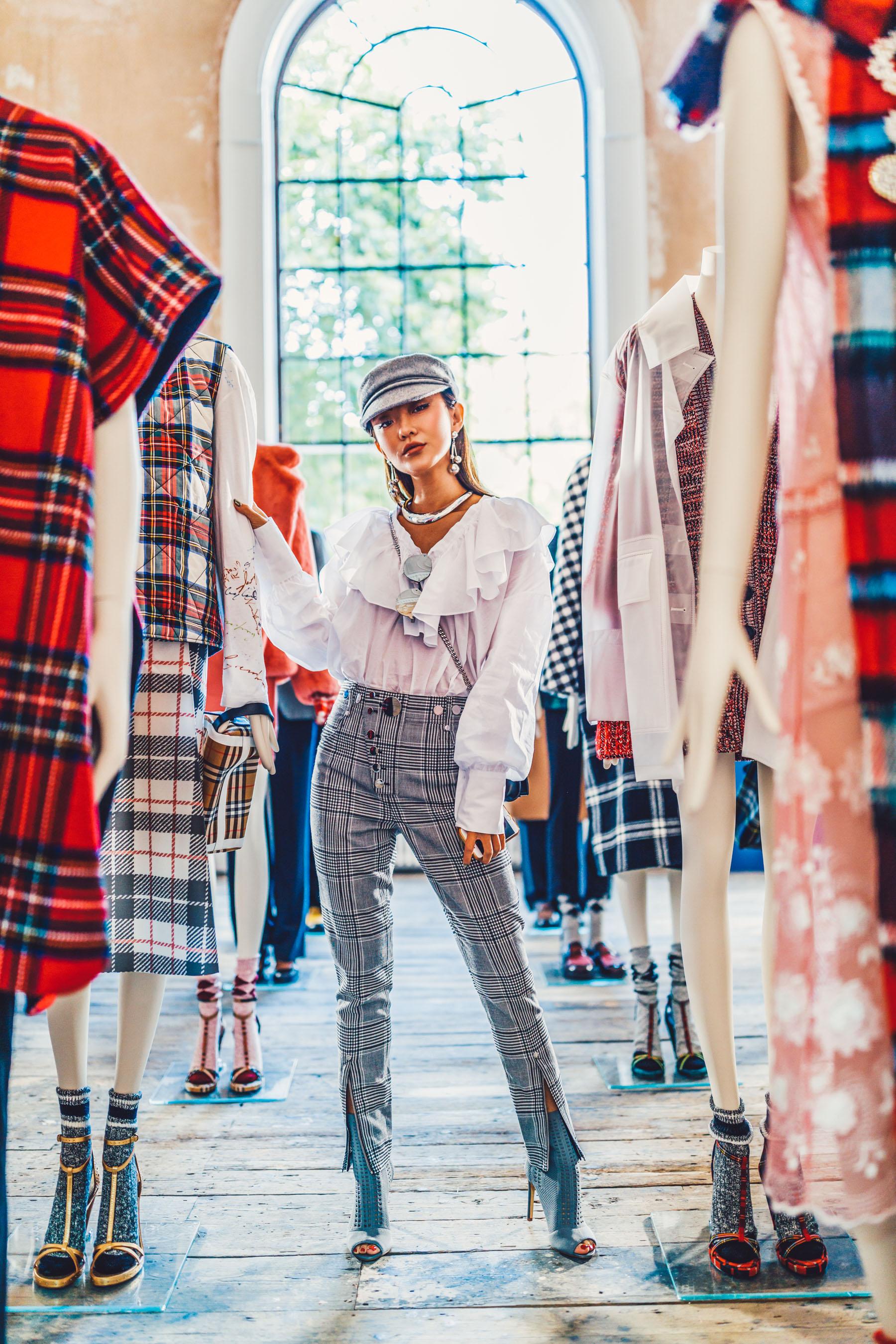 London Fashion Week Day 2 Street Style // NotJessFashion.com