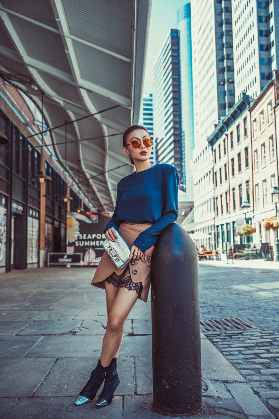 Tibi and Self-Portrait NYFW Day 4 // NotJessFashion