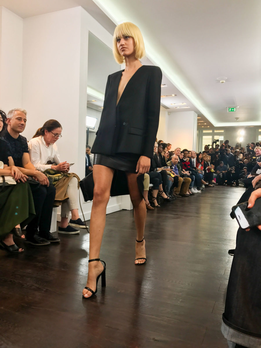PFW Day 2 Runway Shows for SS18 // NotJessFashion.com