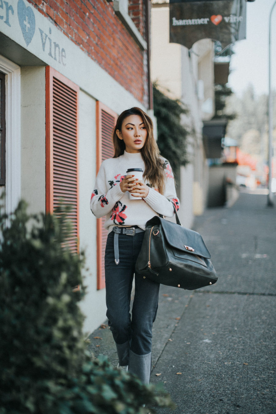 How to build the perfect fall wardrobe, Travel Carryall, Weekend Getaway Style // NotJessFashion.com