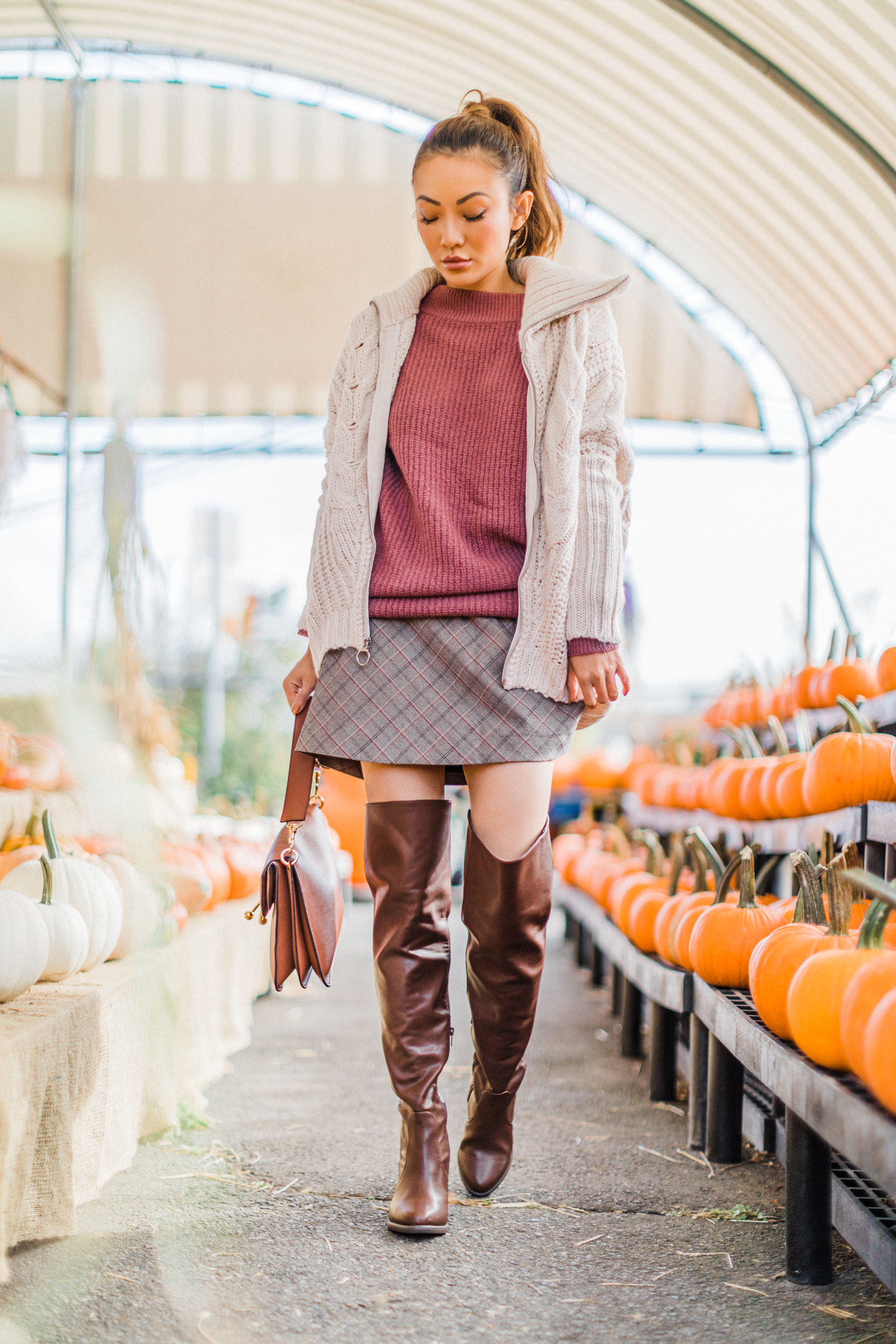 Over the Knee Boots to Get You Excited About Fall // Notjessfashion.com