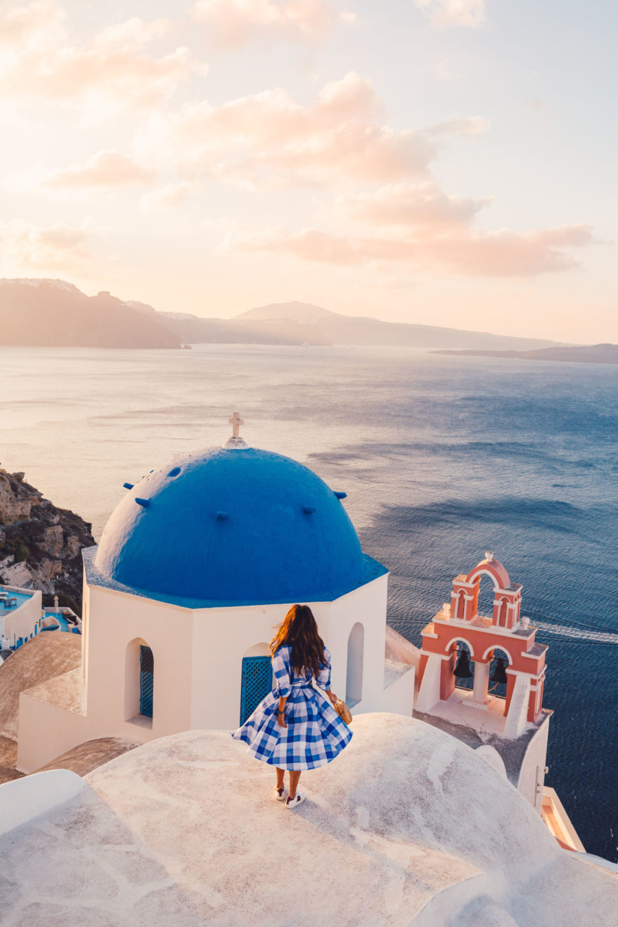 Most Instagrammable Spot In Santorini // NotJessFashion.com