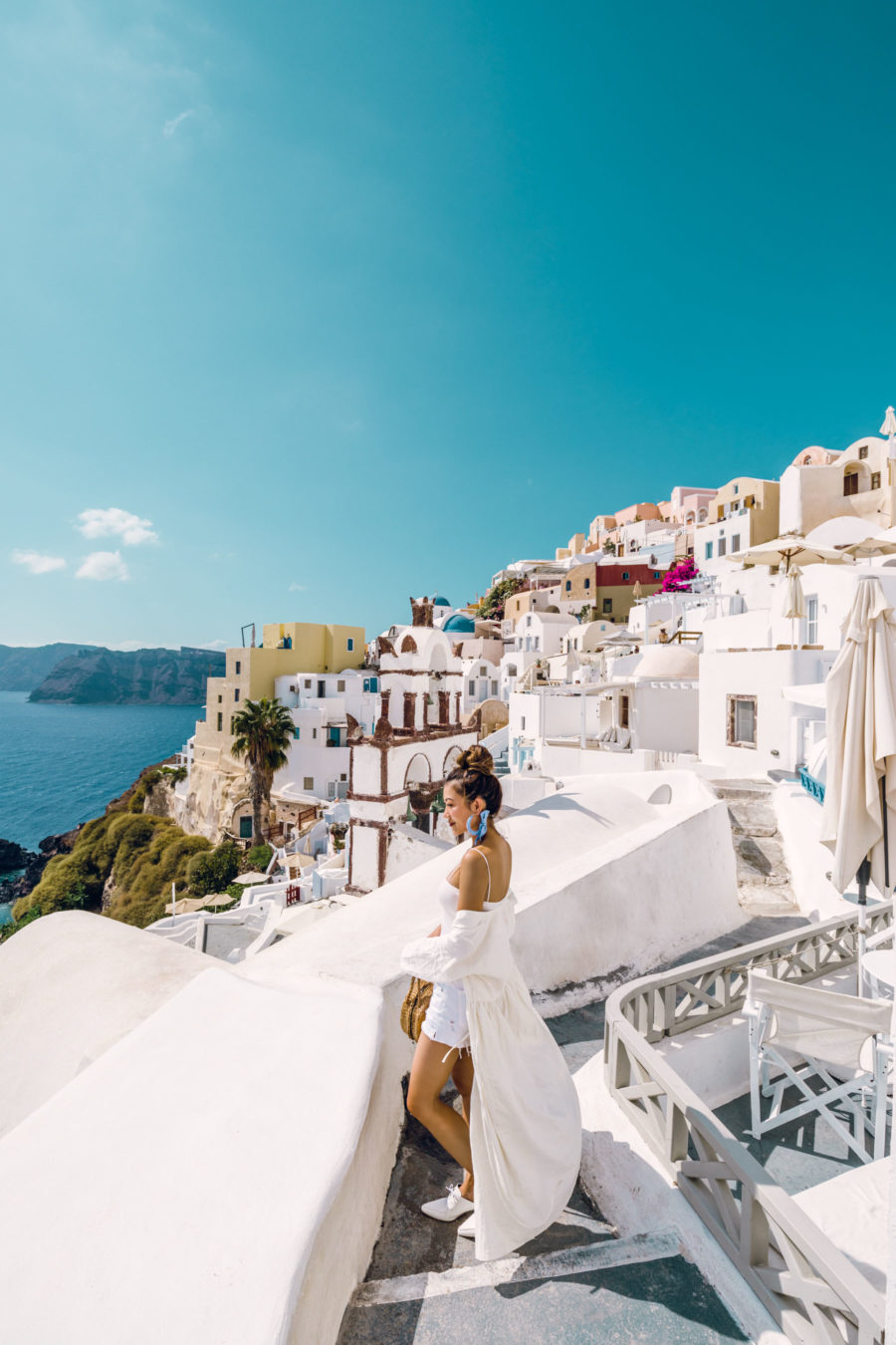 Most Instagrammable Spots In Santorini // NotJessFashion.com
