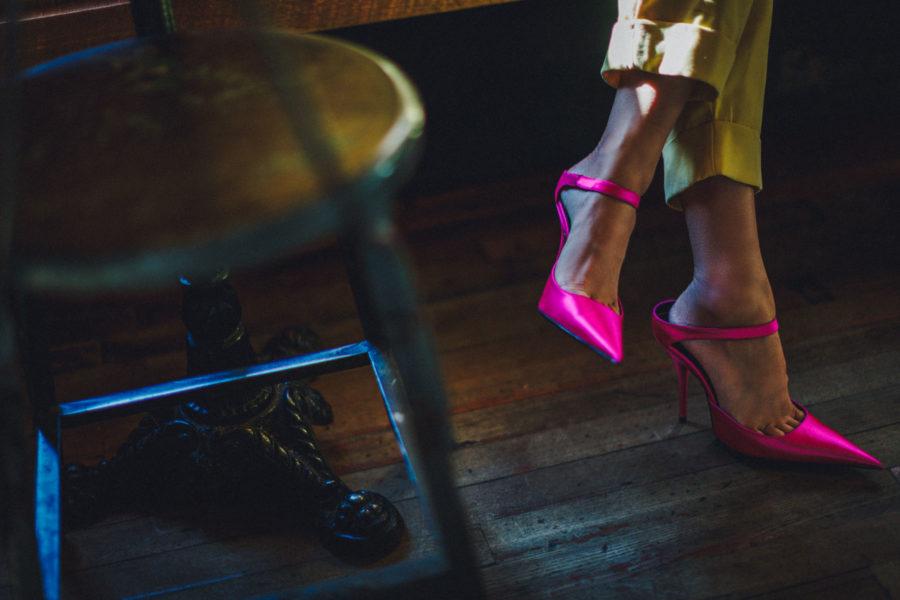 shoes every woman should own, classic pumps, balenciaga pumps