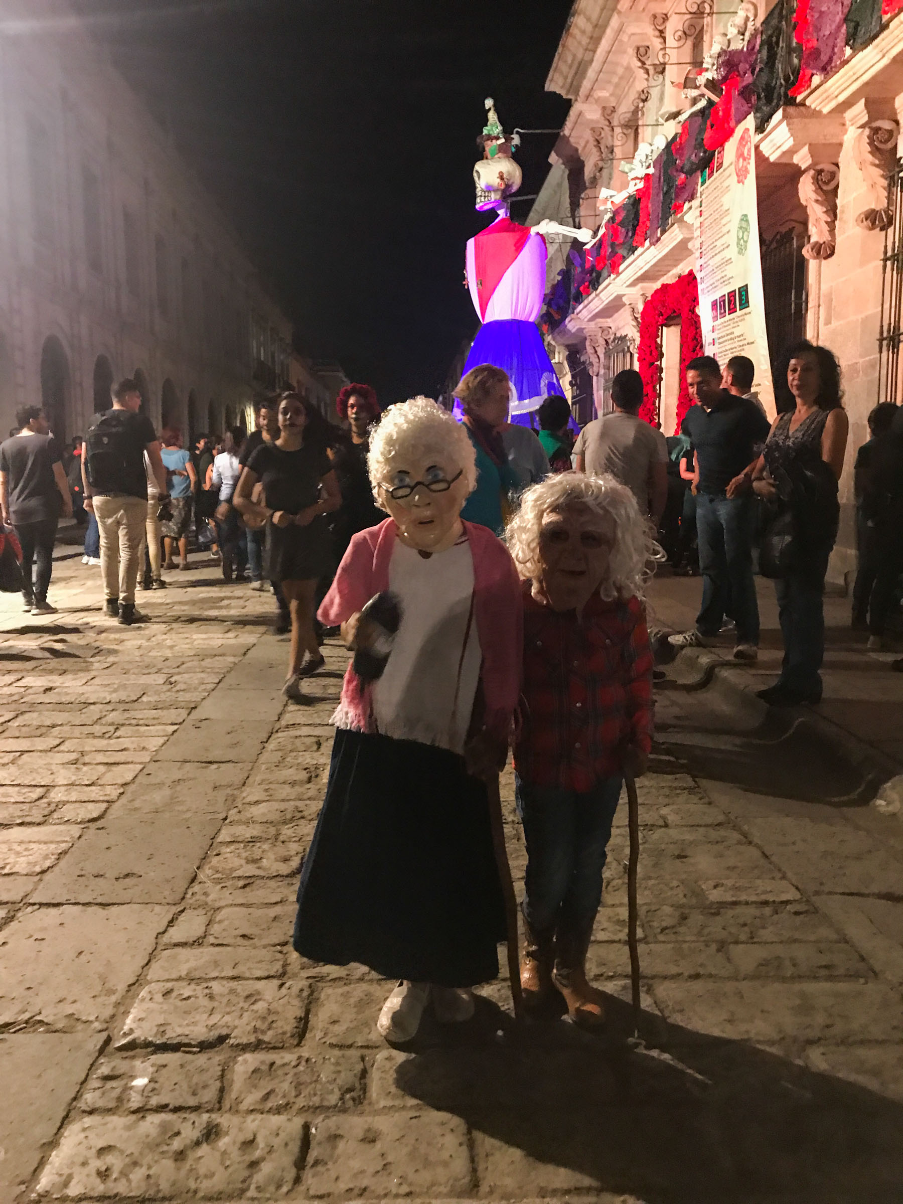 Fun Things to Experience in Mexico for Day of the Dead - Oaxaca // Notjessfashion.com