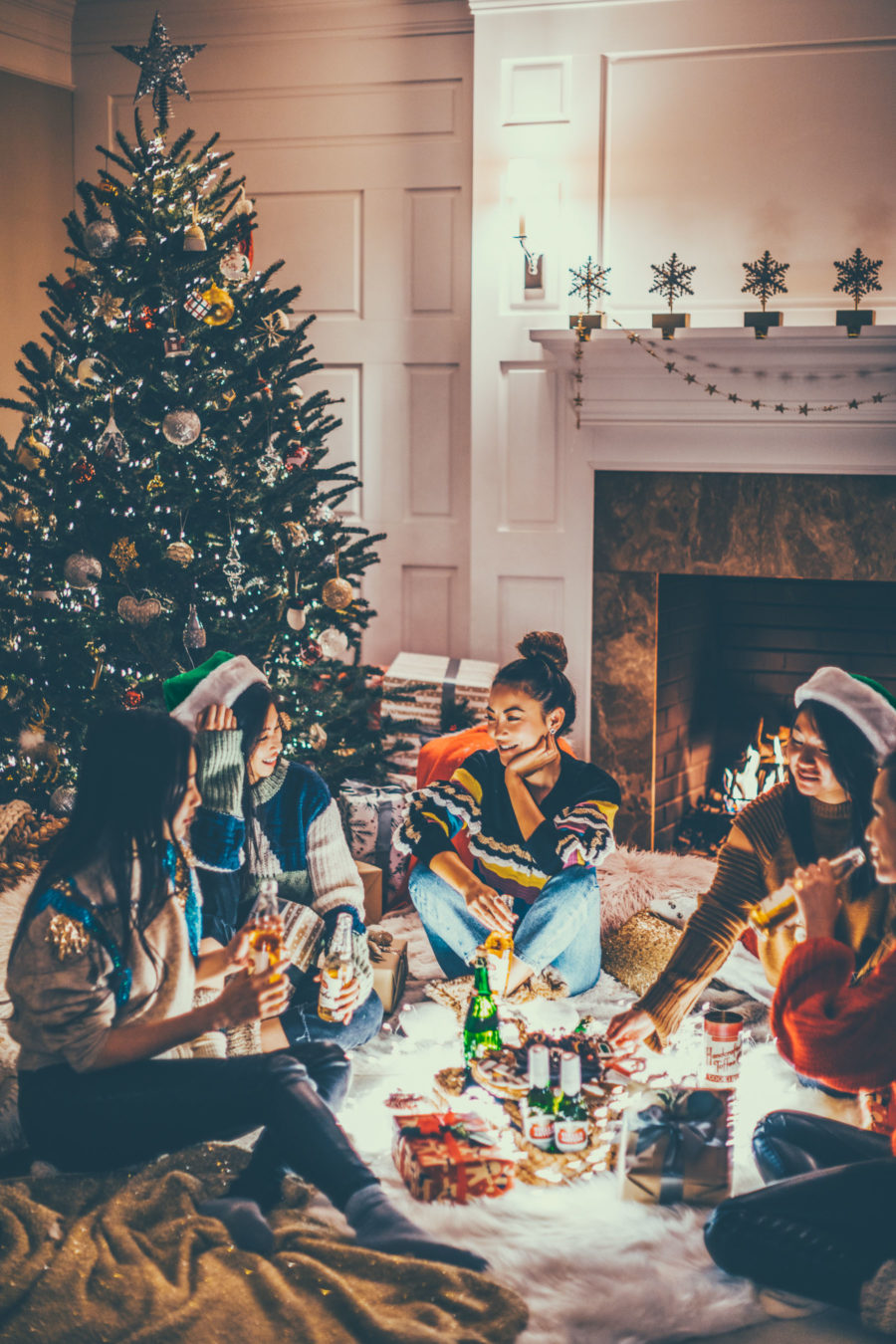 Holiday Secret Santa Stella Artois // NotJessFashion.com