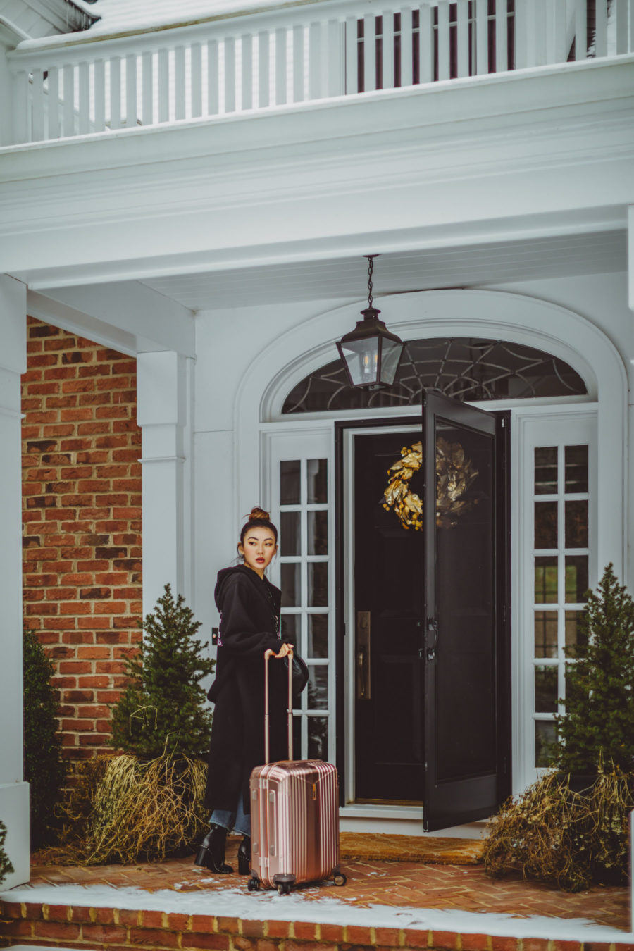 Holiday Travels Style // NotJessFashion.com