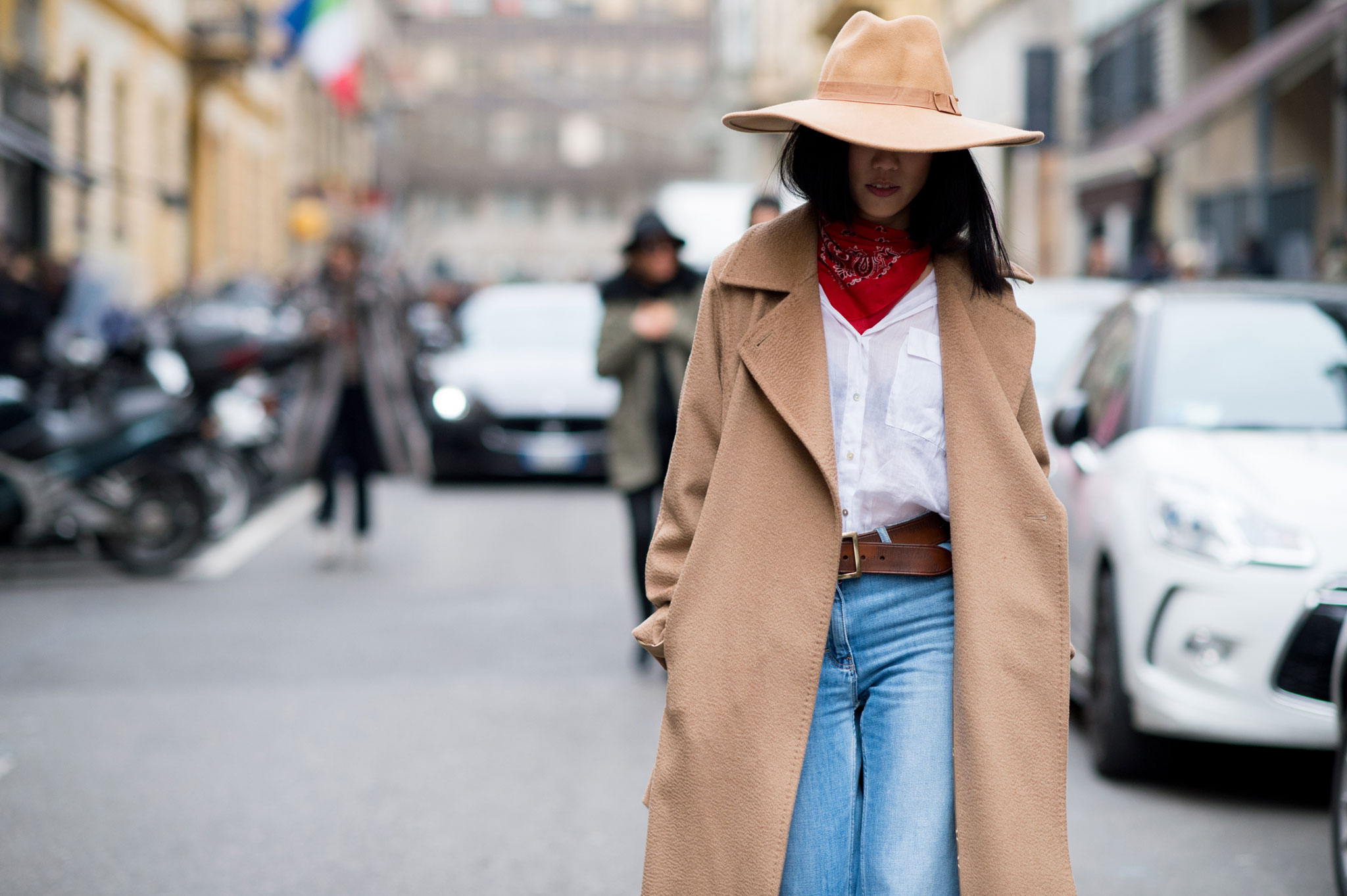 Holy Grail Coat Everyone Must Own - Maxi Camel Coat Street Style // Notjessfashion.com