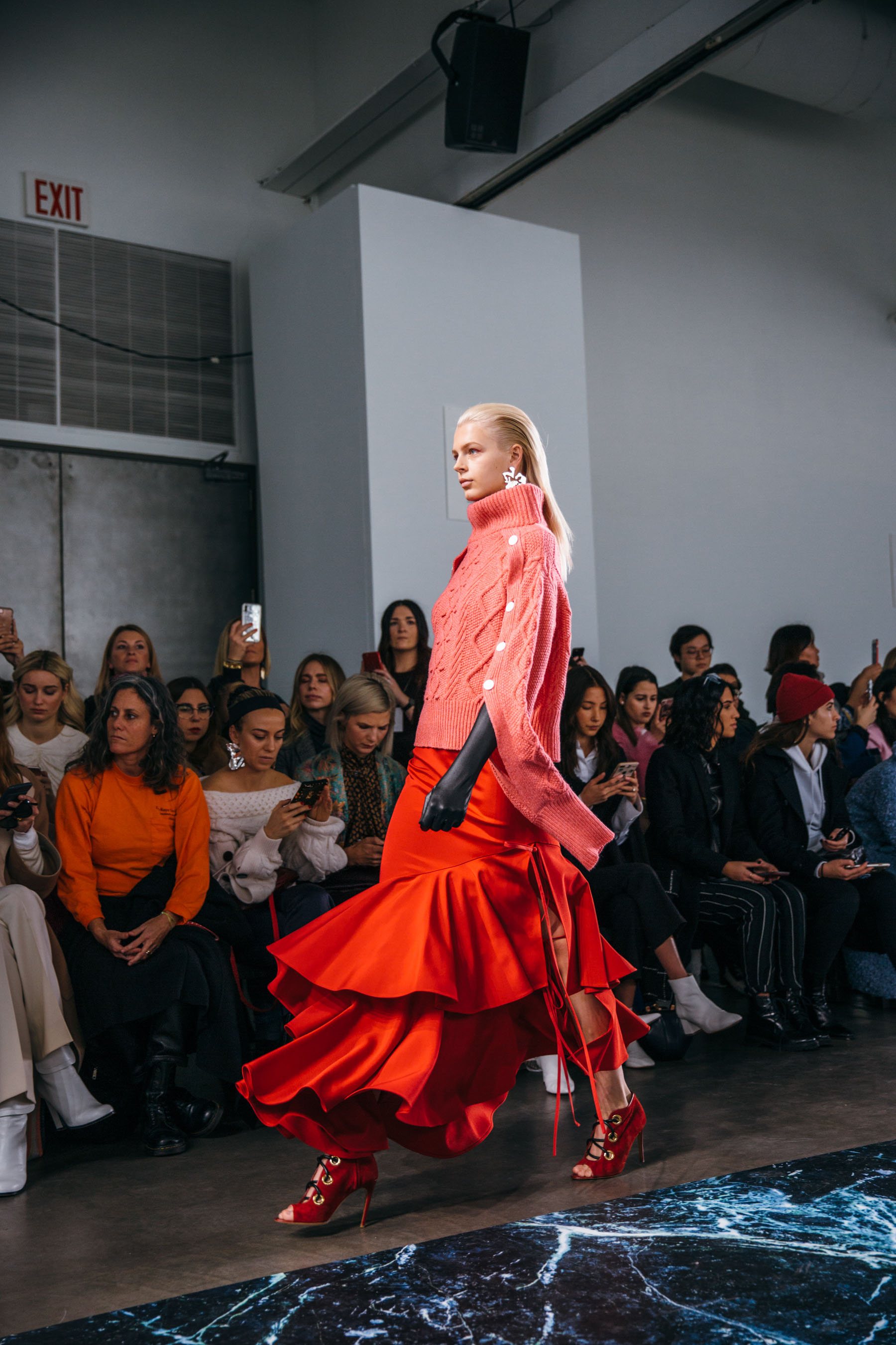 Hellessy Collection AW18 Show NYFW 2018 // Notjessfashion.com