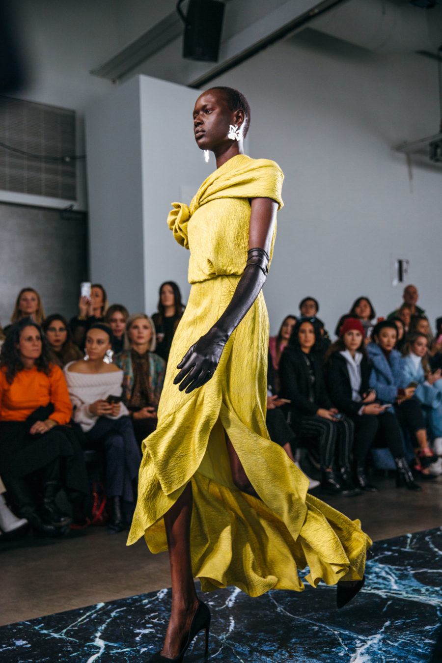 Best resources for trendspotting - Hellessy Collection AW18 Show NYFW 2018 // Notjessfashion.com