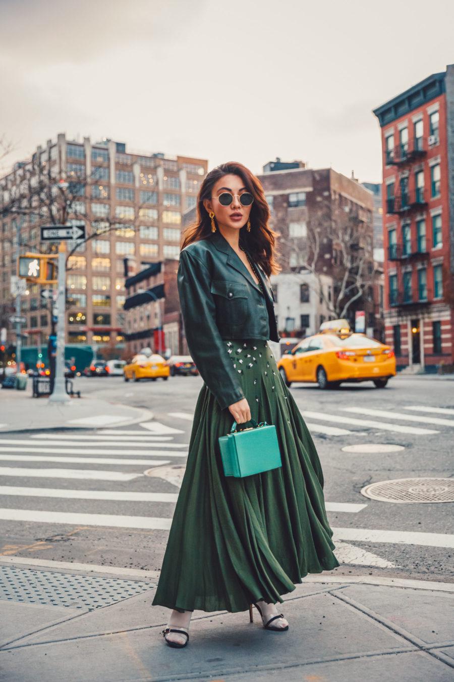 Jessica Wang NYFW Street Style // Notjessfashion.com