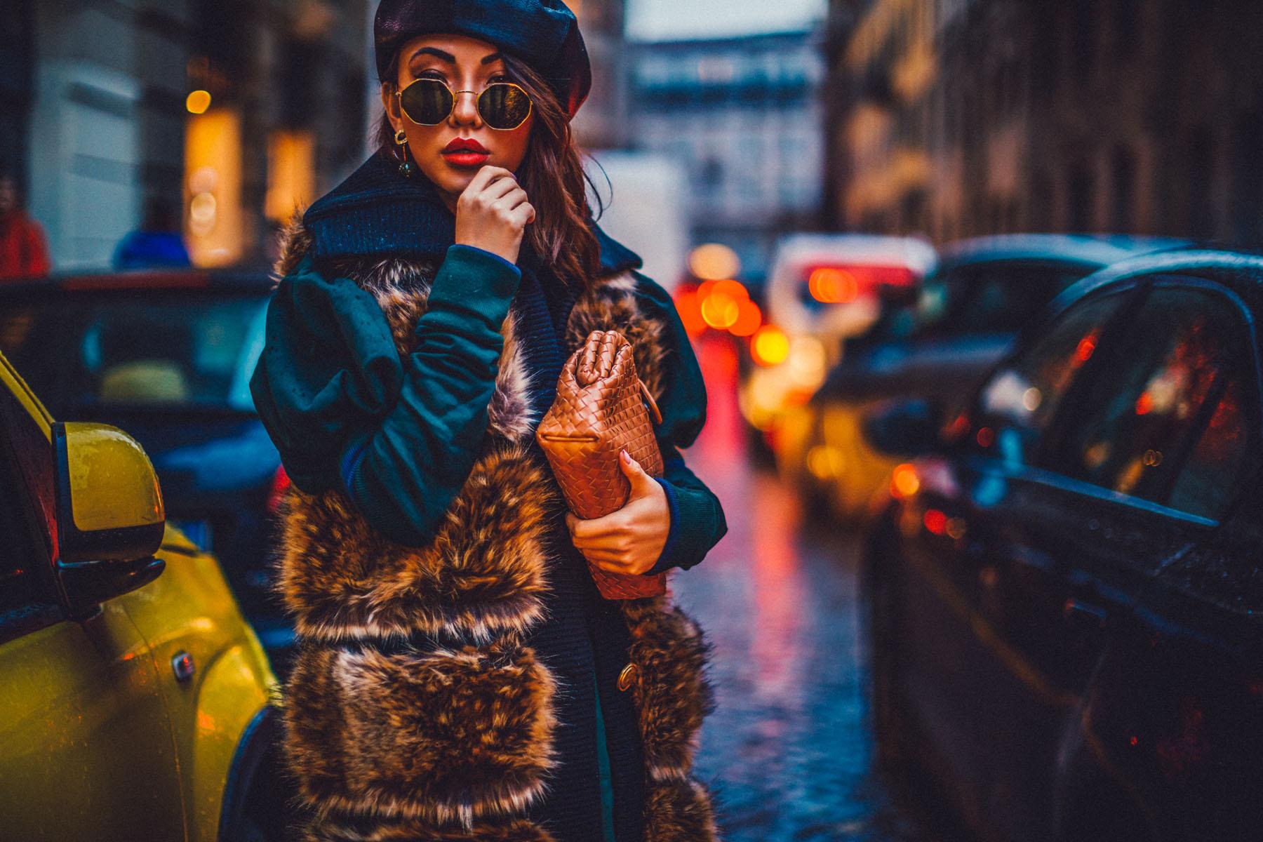 MFW Recap - MFW street style, fashion week street style, white boots // Notjessfashion.com