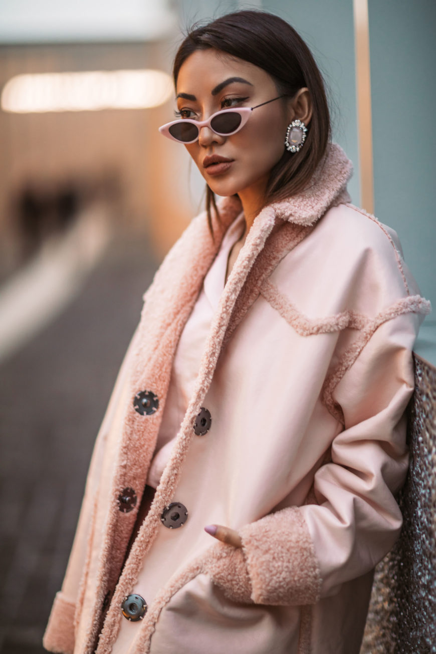 4 KEY ELEMENTS FOR A NIGHT OUT LOOK WHEN IT'S COLD