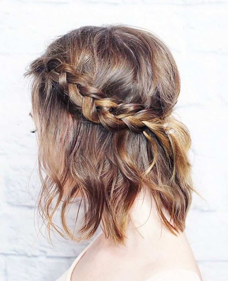 6 Easy Festival-Ready Hairstyles For Every Length - Festival Hair Inspirations, Coachella Hairstyles, Easy Music Festival Hair, Festival Hair Trends, Short Hairstyles For Coachella, Jessica Wang // NotJessFashion.com