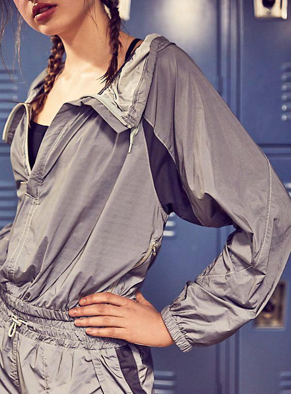 Spring Transitional Jackets - Windbreaker Jacket for Spring and Summer // NotJessFashion.com