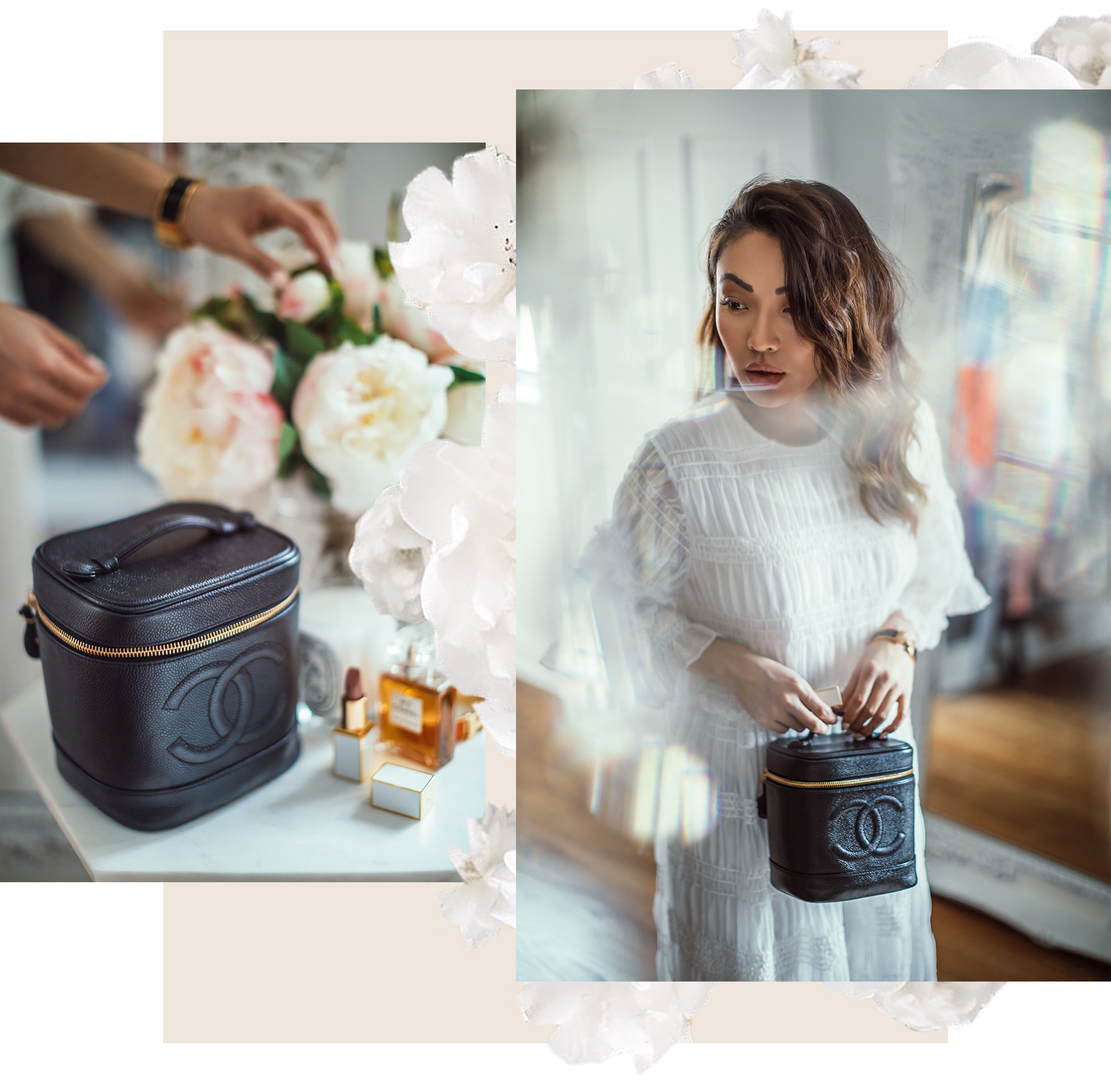 The Best Mother's Day Gift Ideas for Every Budget - Vintage Chanel Vanity Bag, What Goes Around Comes Around NYC, Jessica Wang Family // Notjessfashion.com