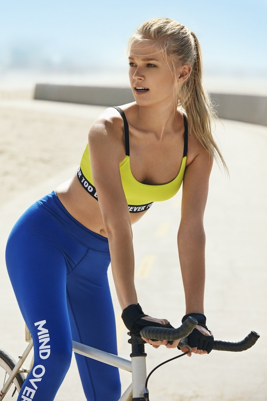 5 Stylish Fitness Brands for the Gym or Everyday - Forever 21 activewear // Notjessfashion.com