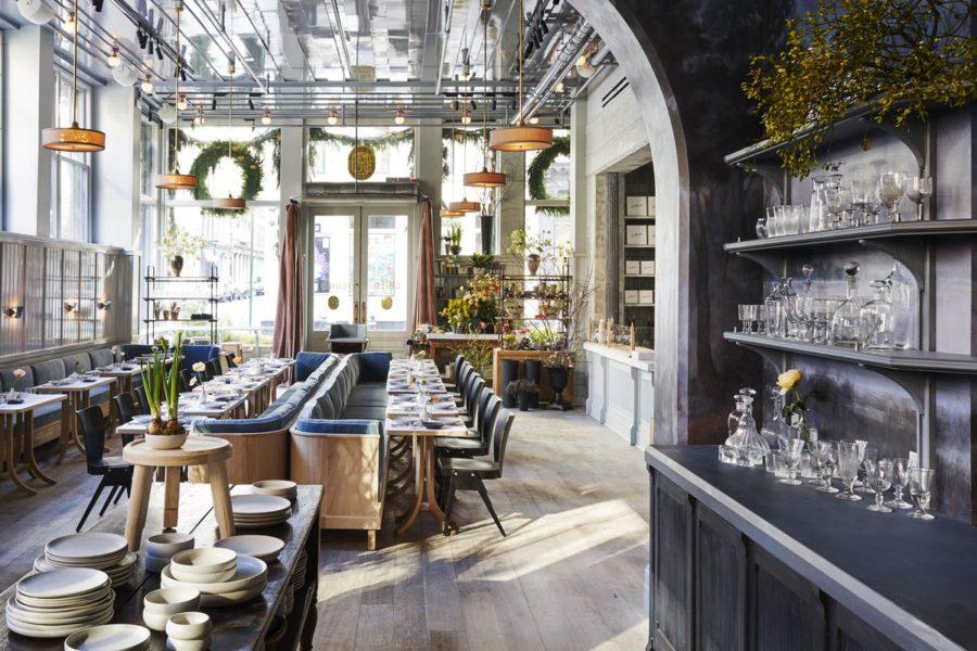 10 Cutest NYC Cafes - La Mercerie NYC // Notjessfashion.com