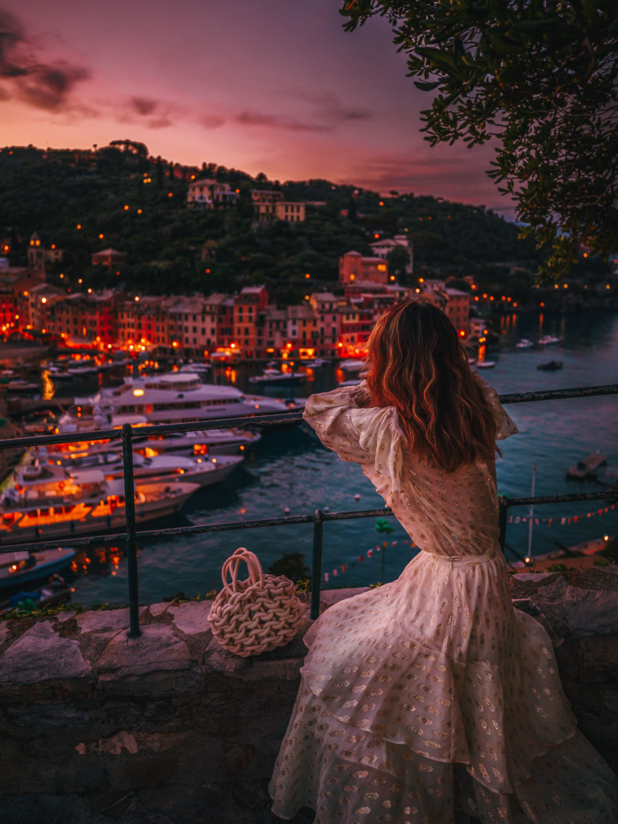 Top 5 Travel Destinations in the Summer - Chic travel outfits, white sundress, tiered dress, ruffle dress, best summer dresses, summer travel outfits, positano nights // Notjessfashion.com