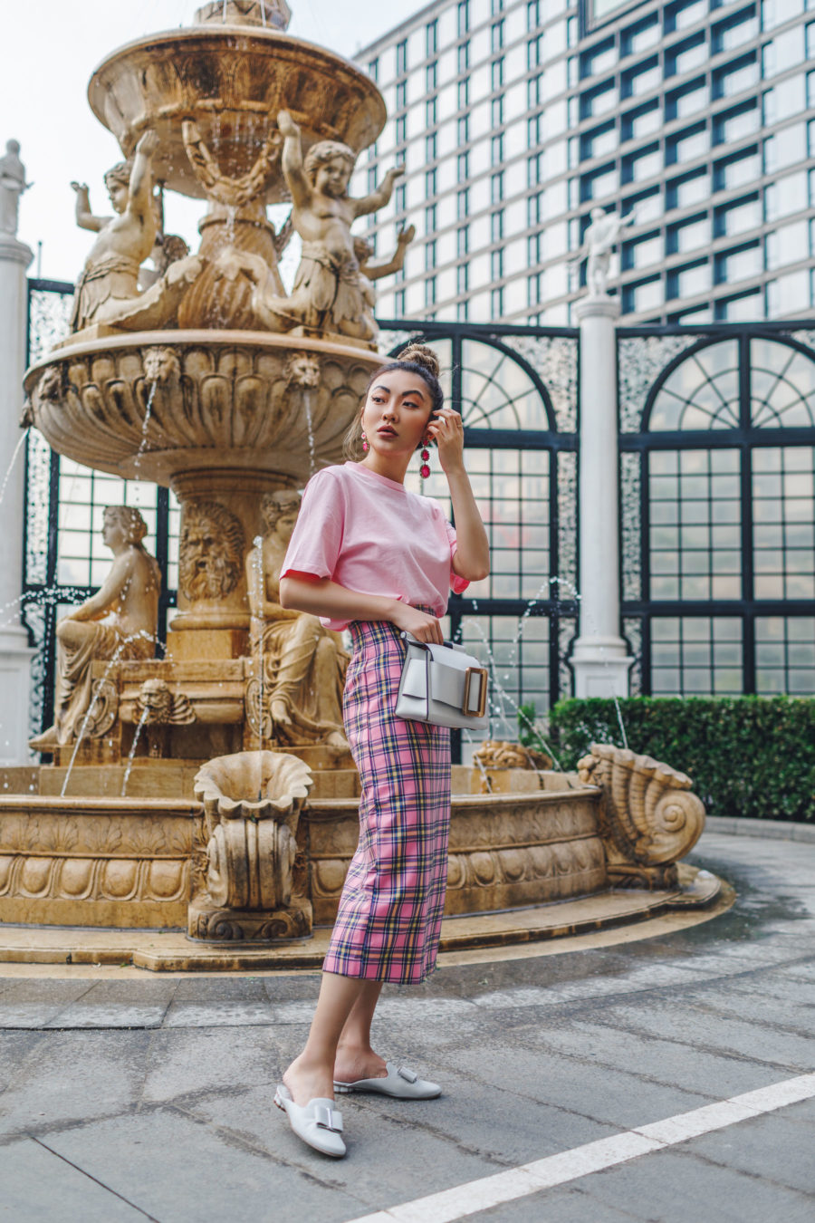 trends that are going to blow up in 2020 featuring plaid skirt and loafers // Notjessfashion.com