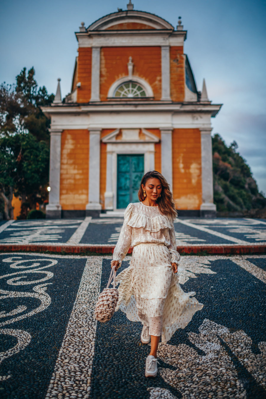 Portofino Travel Guide - Church of San Giorgio // Notjessfashion.com