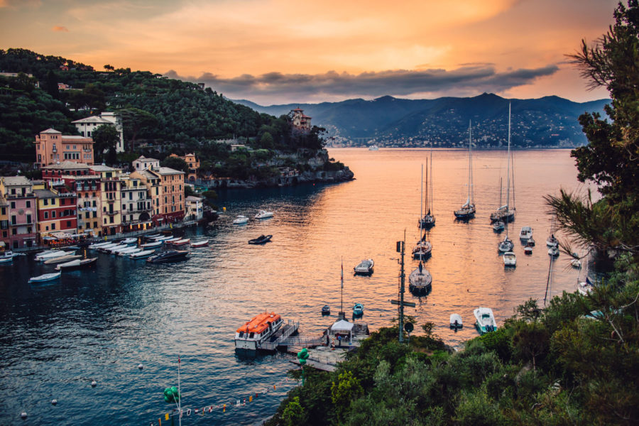 Portofino Travel Guide - portofino port // Notjessfashion.com