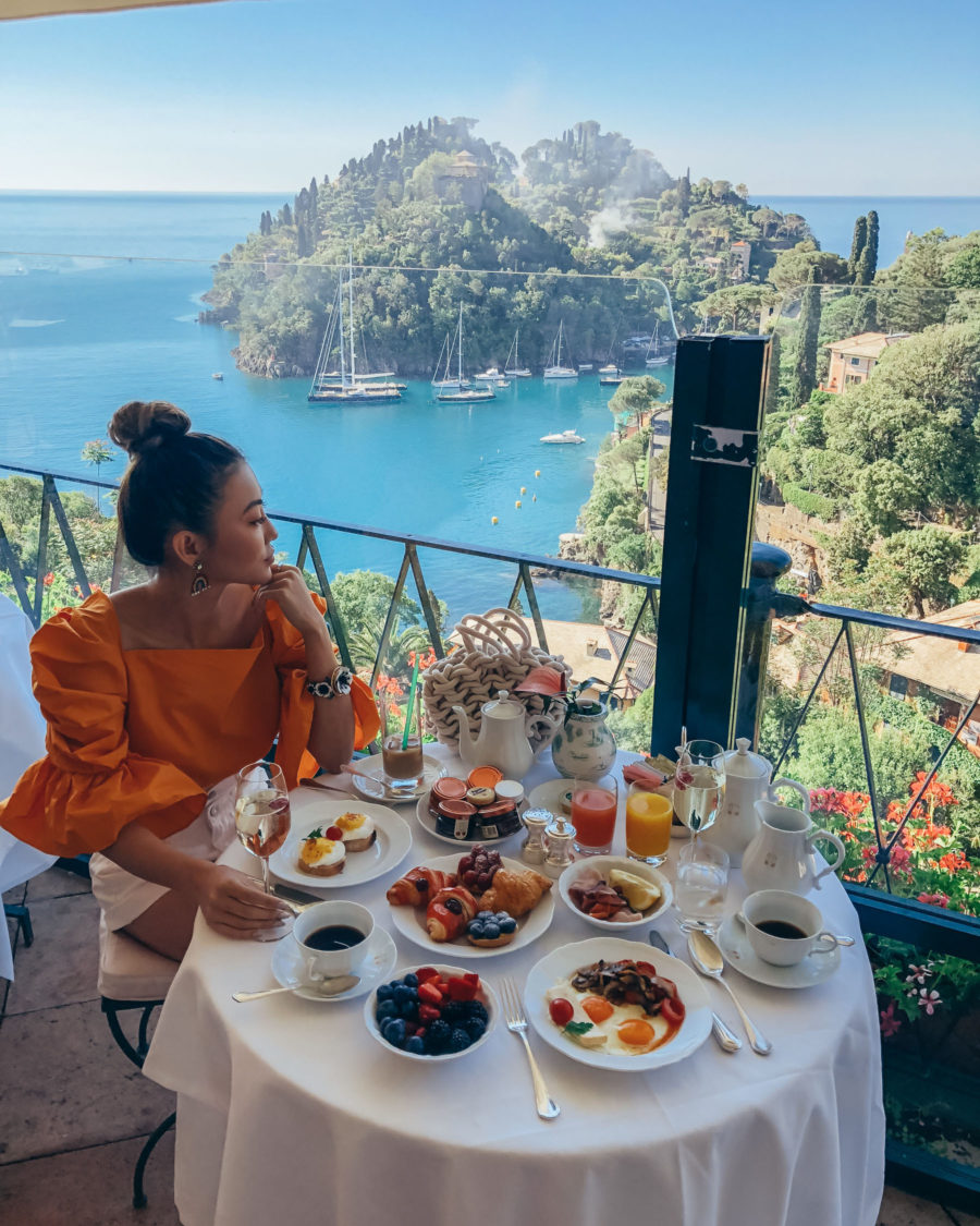 Portofino Travel Guide - La Terazza, Belmond Hotel Splendido // Notjessfashion.com