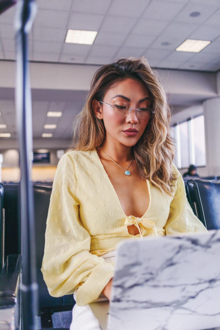 How to Buy Prescription Glasses - Zenni glasses // Notjessfashion.com