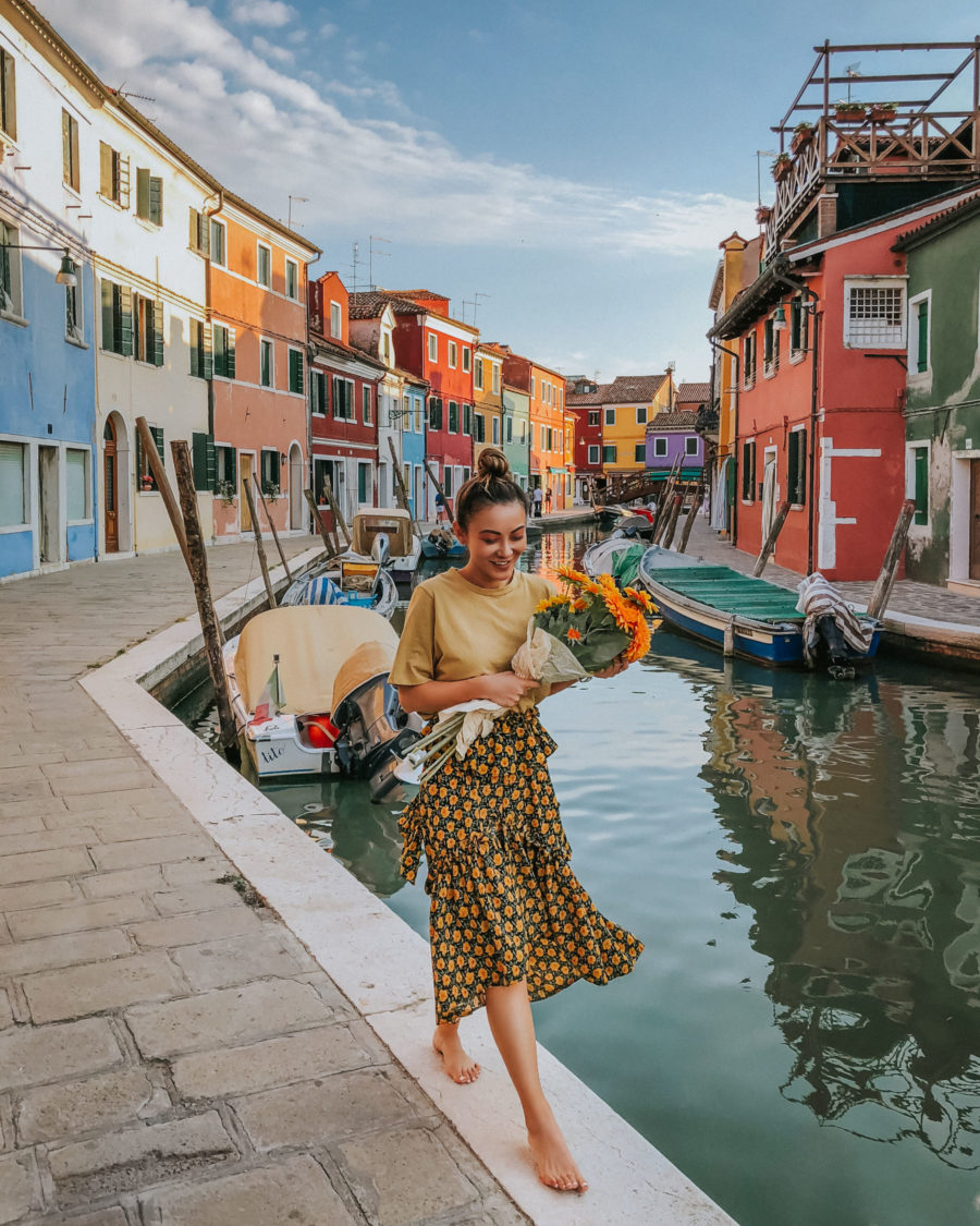 How to Get My Travel Look For Less - Burano Outfit // Notjessfashion.com