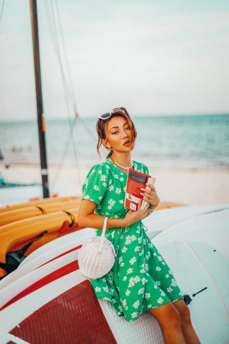 Fairmont Mayakoba x LIKEtoKNOW.it - free people dress, vacation style // Notjessfashion.com