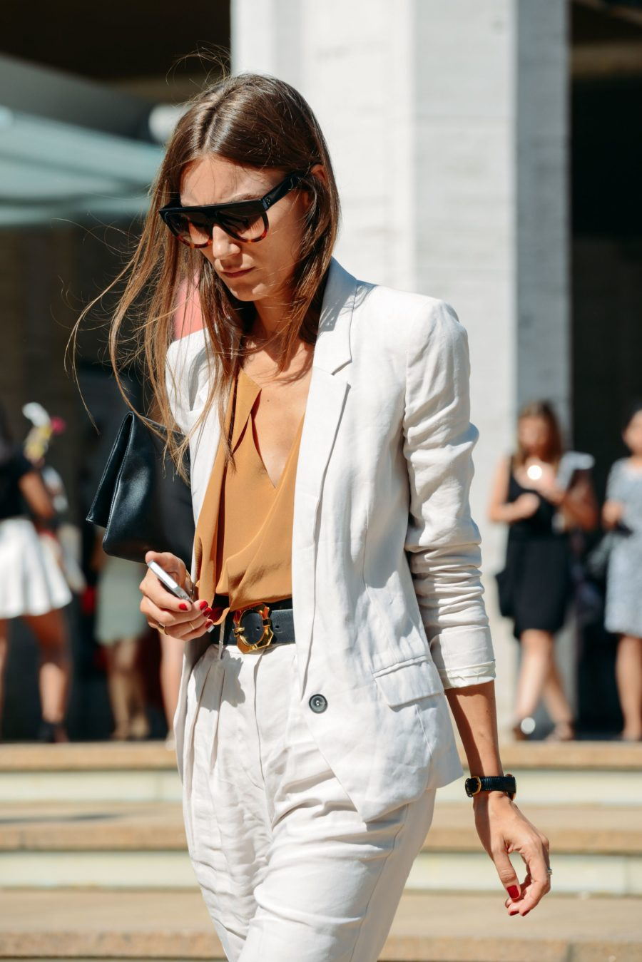 Why You Need a Summer Blazer - linen blazer // Notjessfashion.com