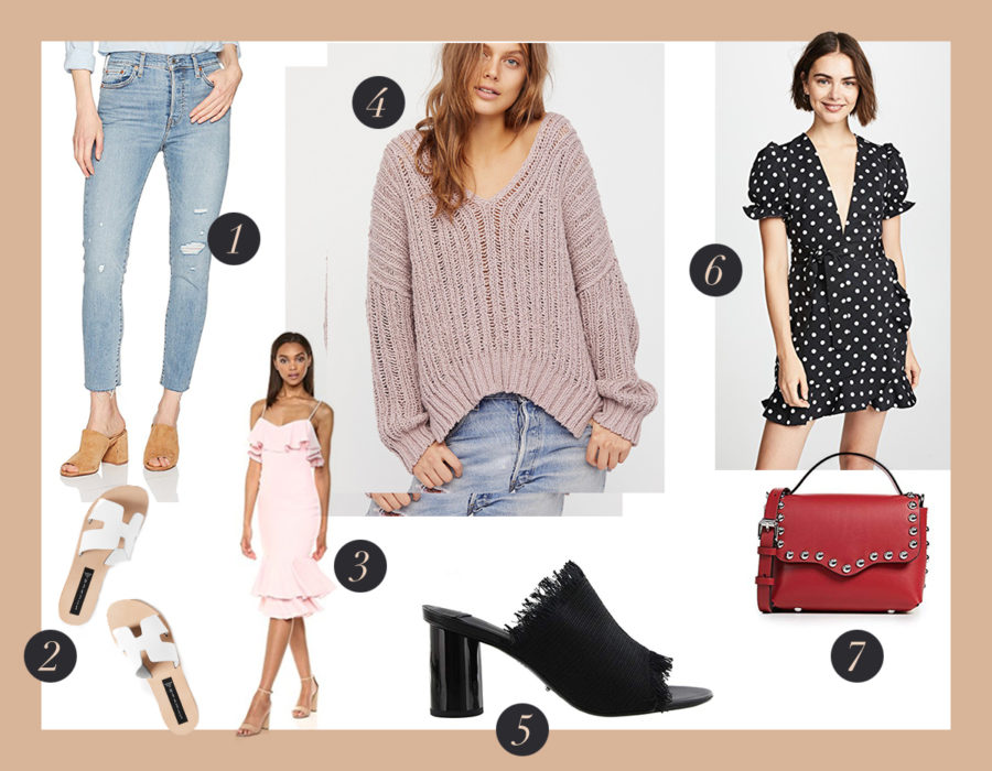 Favorite Fashion Finds from Amazon, fashion collage // Notjessfashion.com