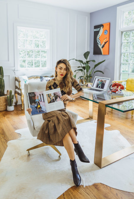 10 PIECES TO IMPROVE YOUR HOME OFFICE INSTANTLY