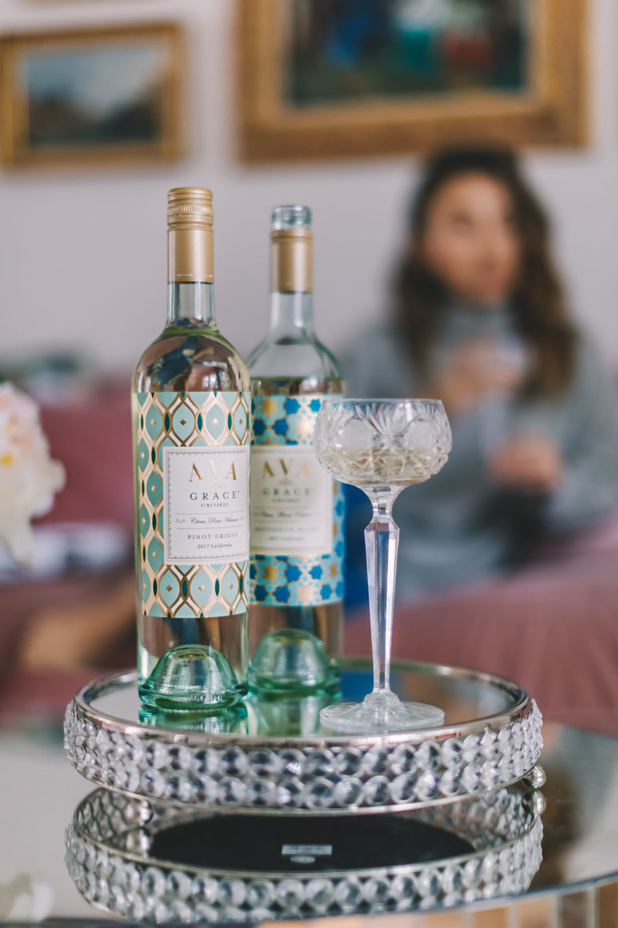 Easy Fall Entertaining with AVA Grace - AVA Grace wine, Ava Grace Pinot Noir, Ava Grace Sauvignon Blanc // Notjessfashion.com