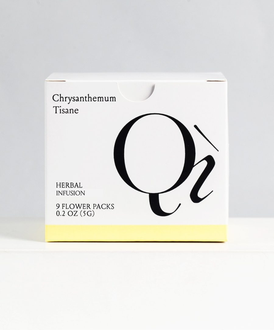 Best supplements for autumn - qi flower tisane // Notjessfashion.com