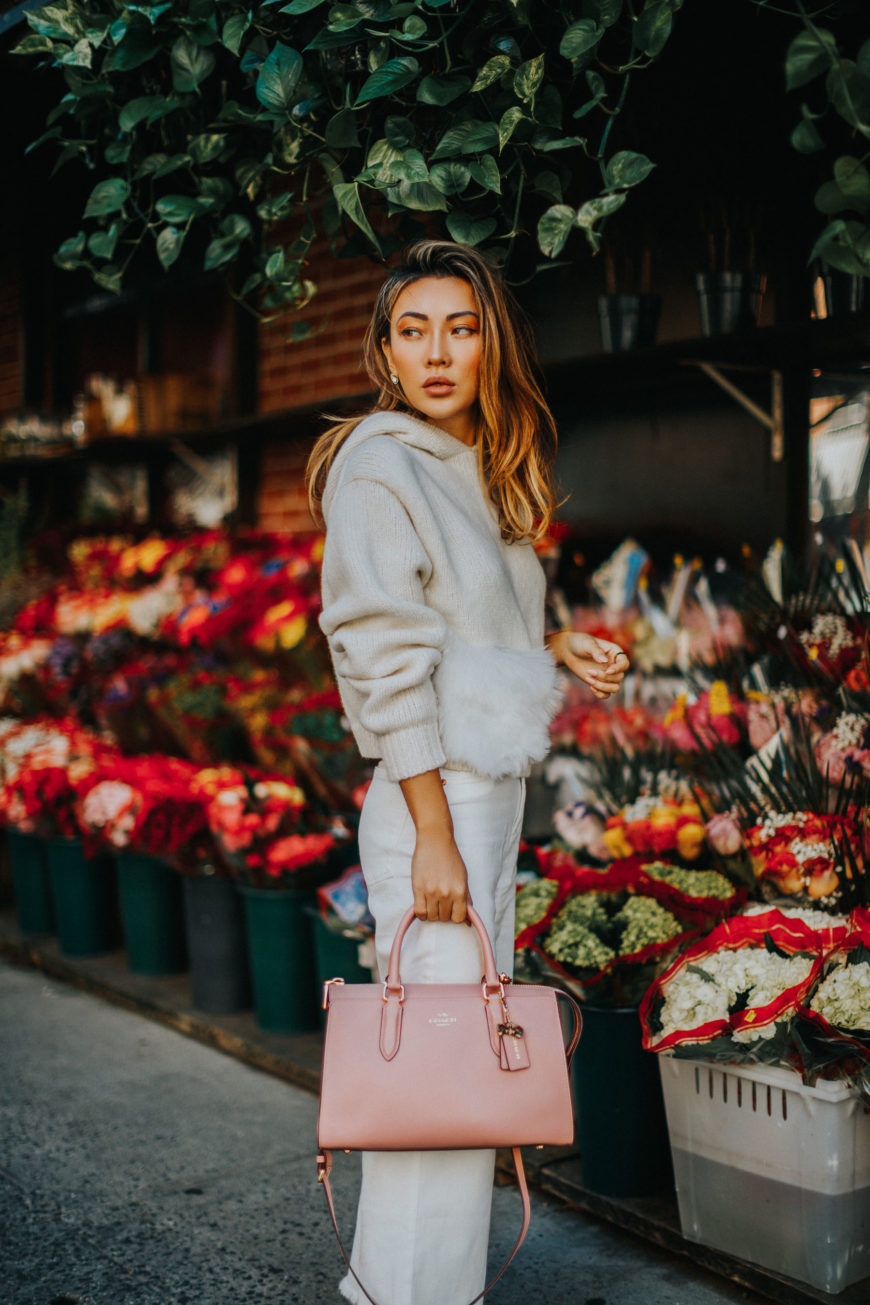 INSTAGRAM OUTFITS ROUND UP: COZY FALL LAYERS