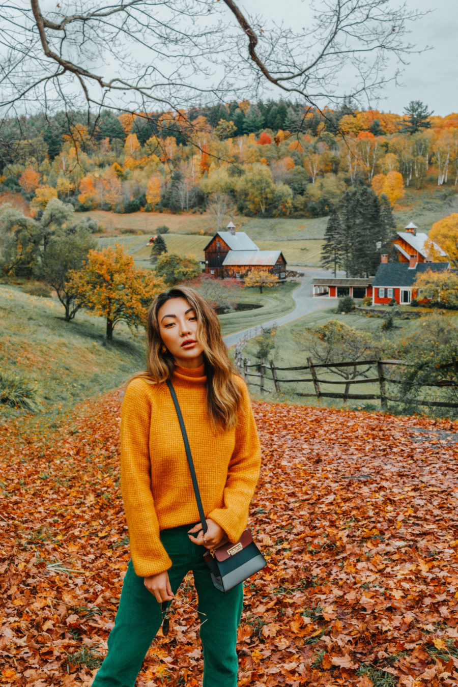 fall in vermont // Notjessfashion.com
