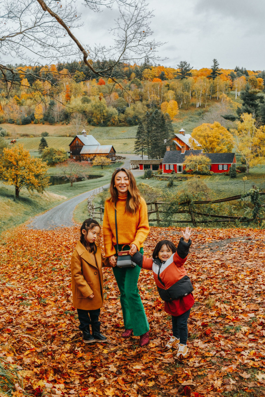 fall activities, fall in vermont // Notjessfashion.com