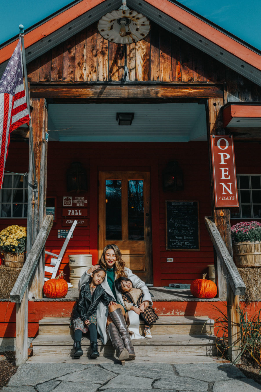 fun fall activities with the family in vermont // Jessica Wang - Notjessfashion.com