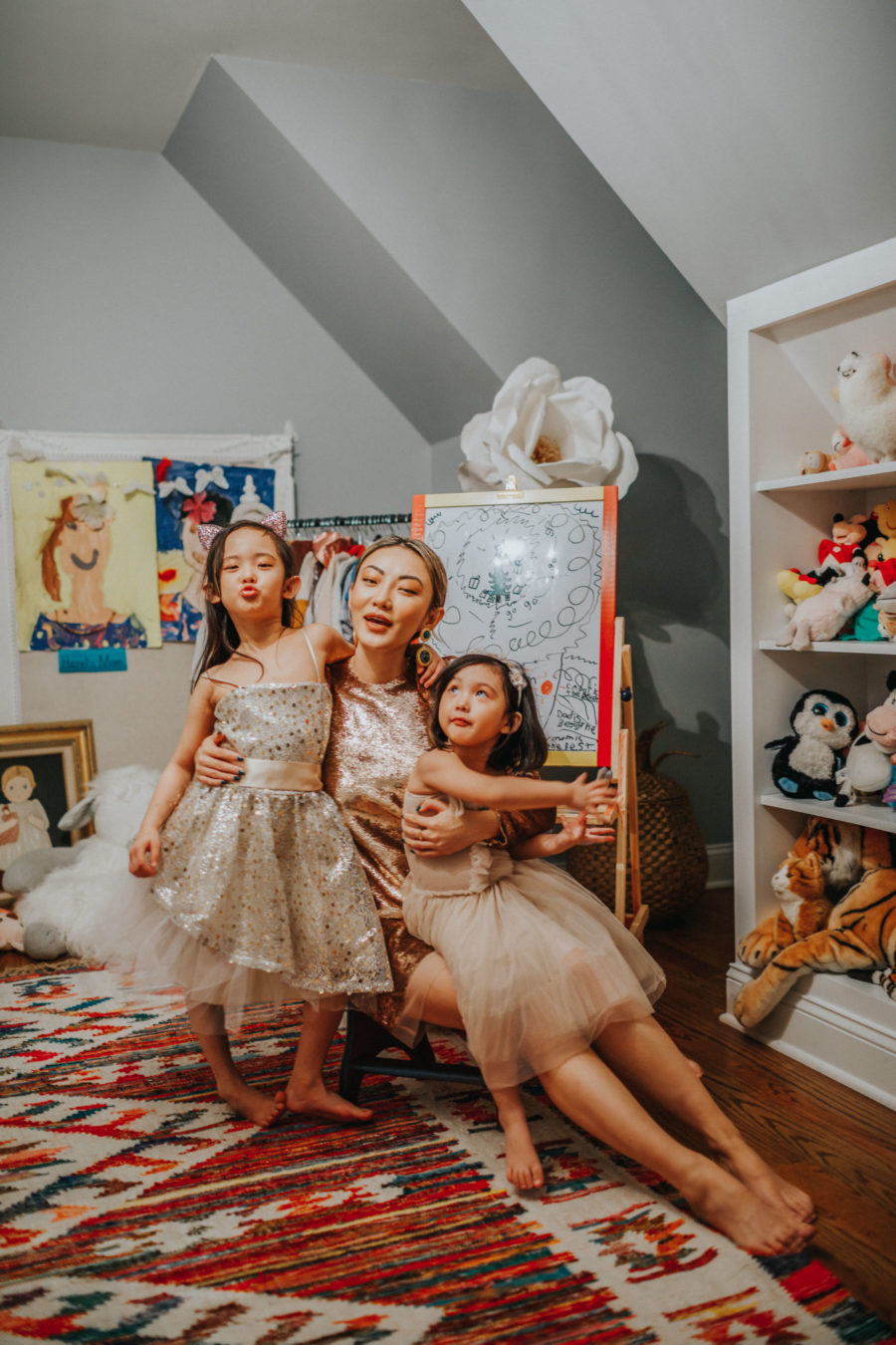 Giving back for the holidays, Nordstrom x Children's Miracle Network, Kids Holiday dresses, family holiday dressing // Notjessfashion.com