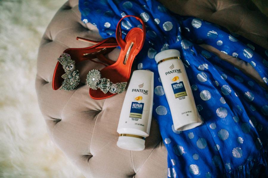 Pantene Repair and Restore Shampoo review // Notjessfashion.com