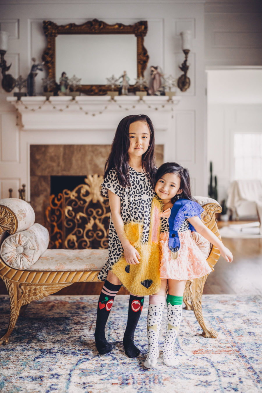 fun rainy day activities with kids, kids dress up, Wauw Capow Kids Wear, stylish kids fashion, jessica wang kids // Notjessfashion.com