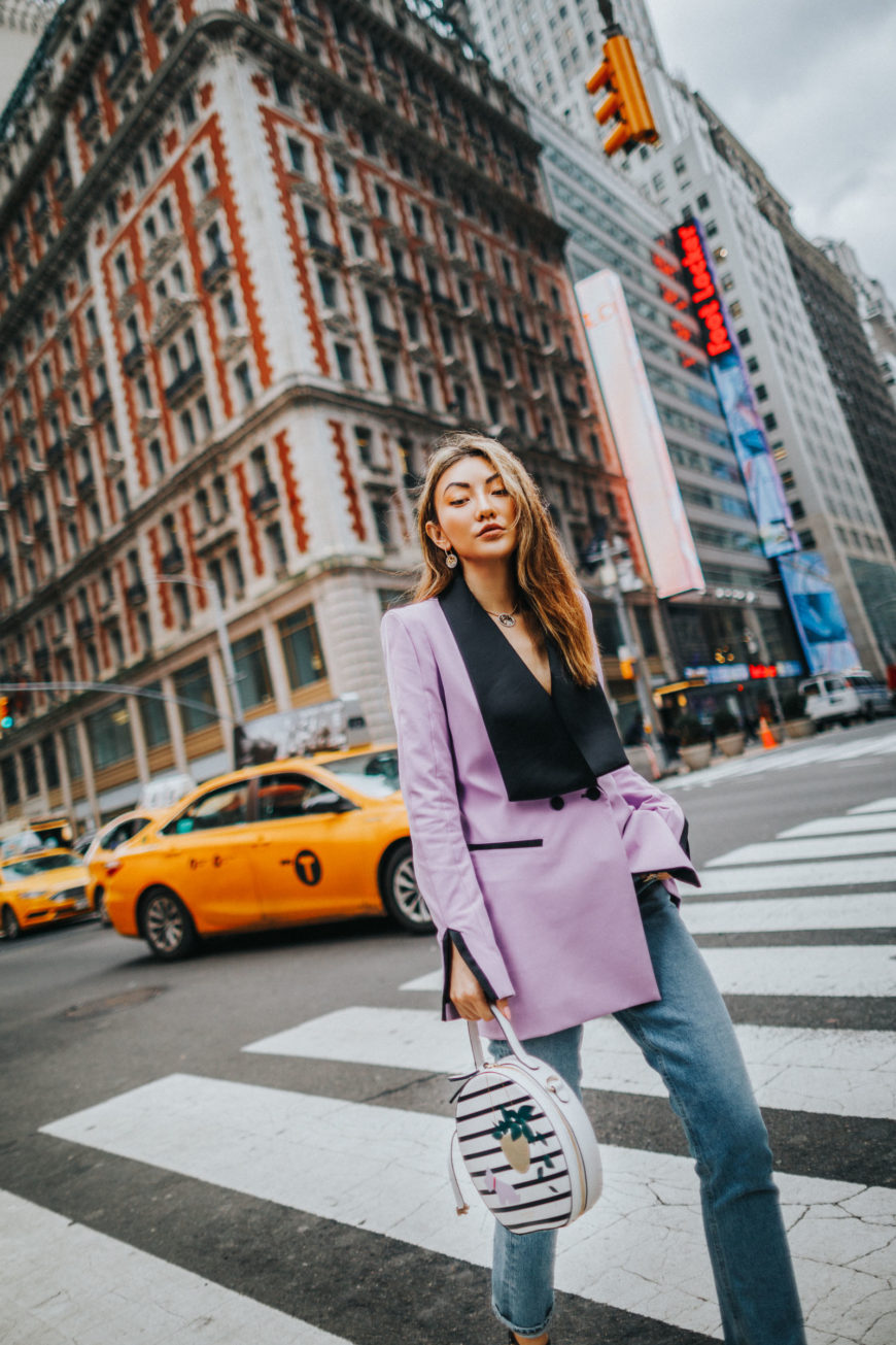 HOW TO STYLE A BLAZER FOR EVERY DAY OF THE WEEK