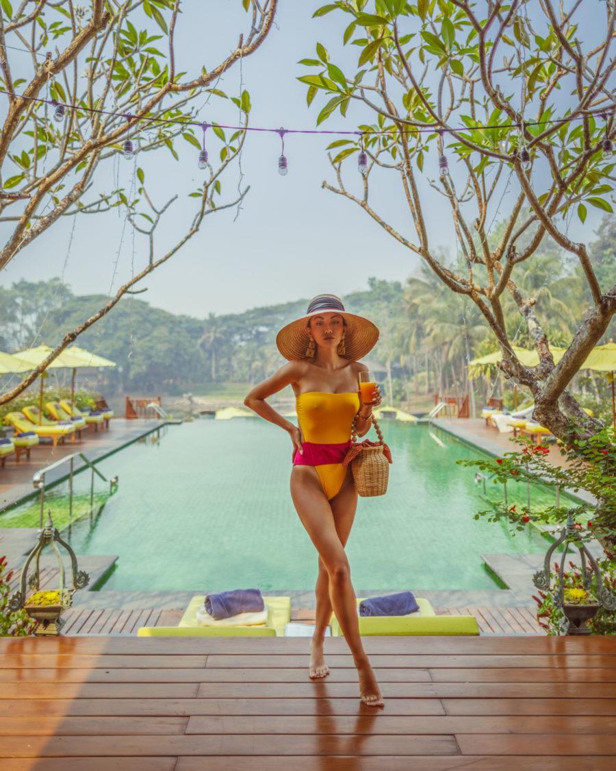 jessica wang wearing the best 2021 swim trends // Jessica Wang - Notjessfashion.com