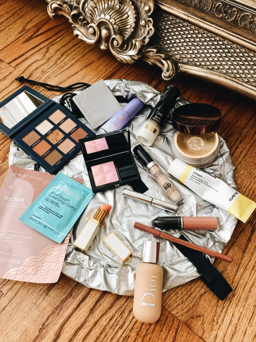 fashion blogger jessica wang shares quarantine projects: reorganizing your makeup projects // Jessica Wang - Notjessfashion.com