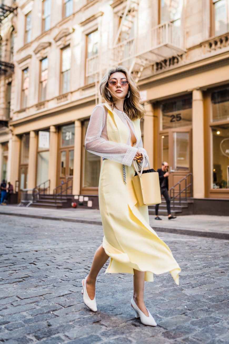 HOW TO MASTER THE SHEER FASHION TREND