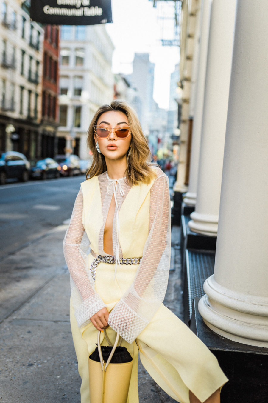 summer 2020 trends featuring acetate sunglasses // Jessica Wang - Notjessfashion.com