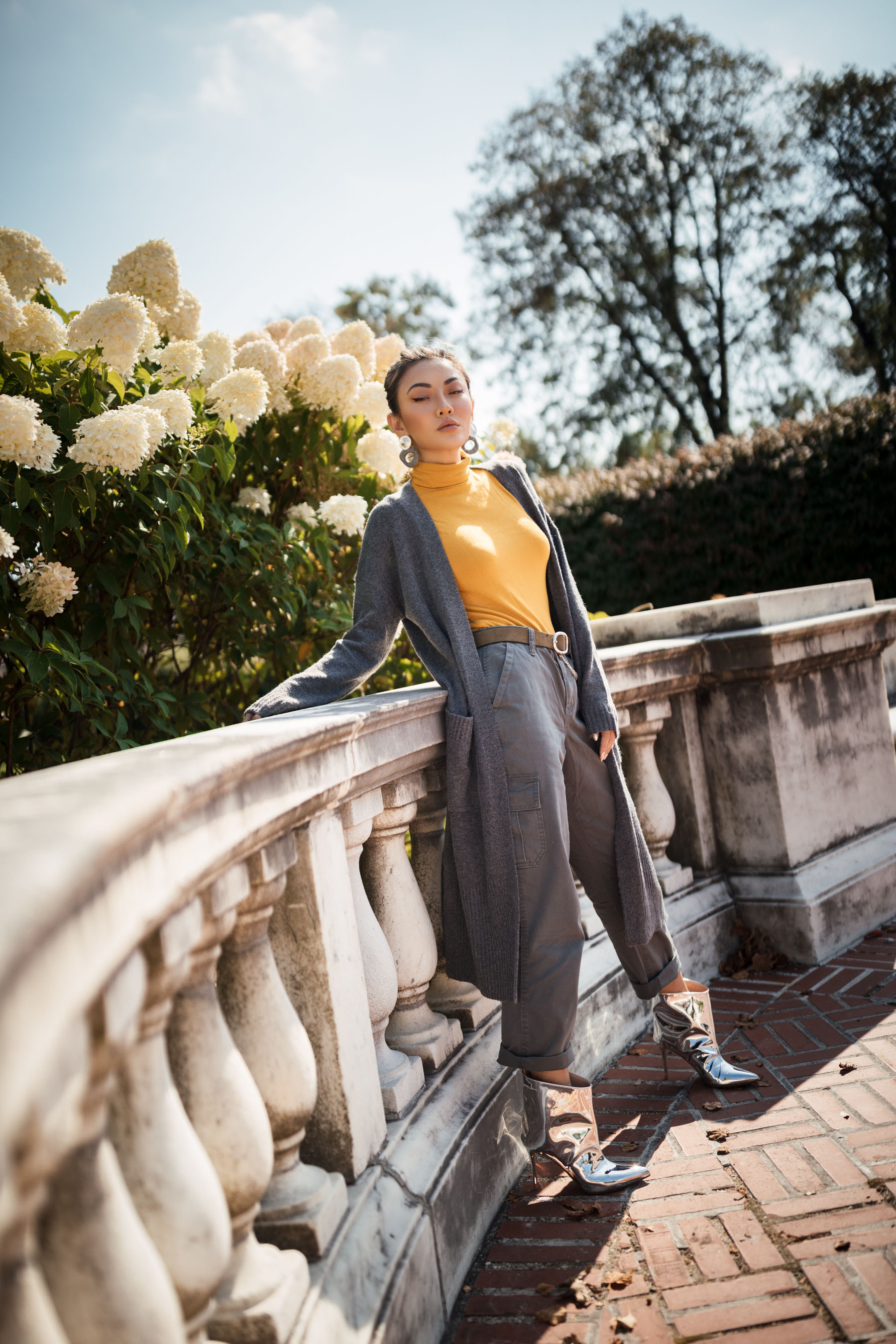 walmart scoop, scoop nyc, affordable fall fashion, utility fashion trend, cargo pants // Notjessfashion.com