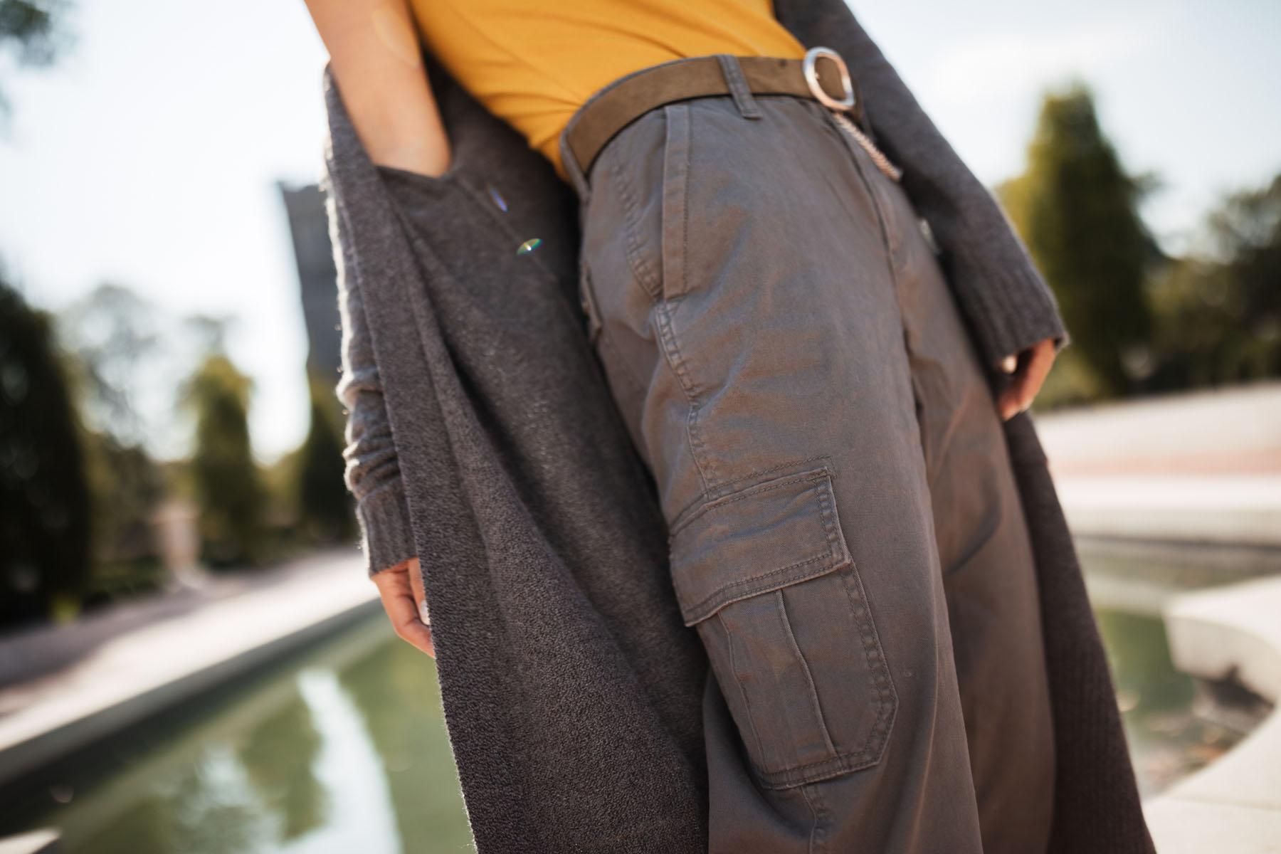affordable fashion brand, walmart scoop, scoop nyc, affordable fall fashion, utility fashion trend, cargo pants // Notjessfashion.com