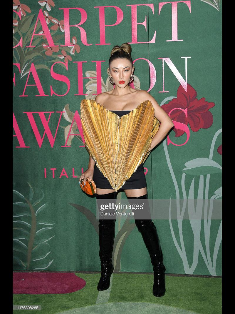 Ecoage Green Carpet Awards Milan 2019